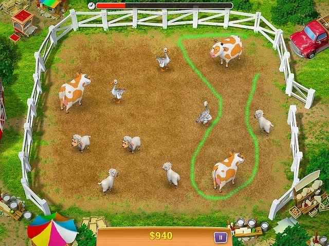 Комментарий на Игра Веселая ферма. Рыбный день. Просмотреть в