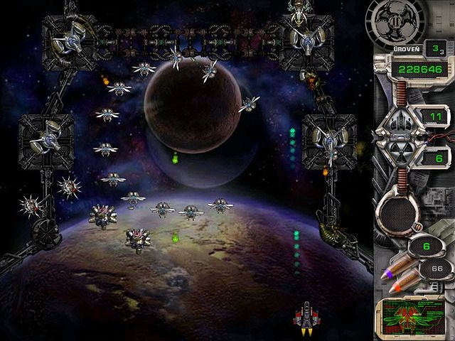 Star Defender II gra