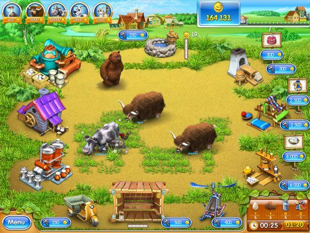 تحميل جميع اجزاء لعبة Farm Frenzy لمحبي العاب المزارع وتربية الحيوانات